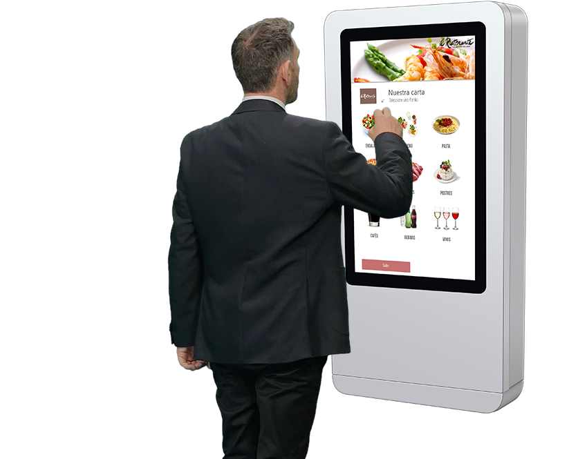 T-MENU ist Ihre elektronische Speisekarte